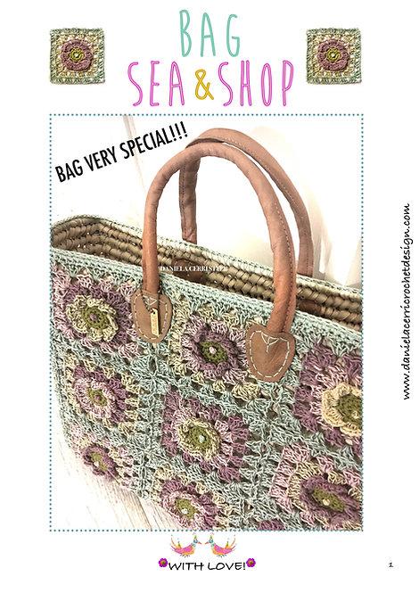 """Bag """"Sea&Shop"""""""