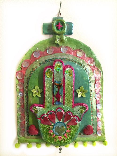 Mano di Fatima amuleto