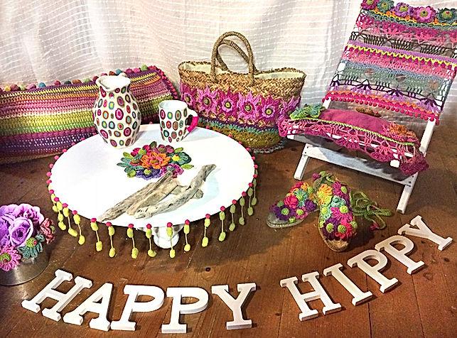 Allestimento Happy Hippy