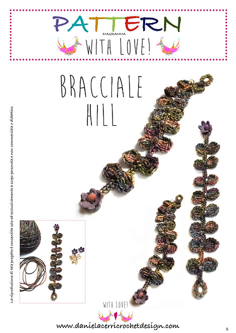 braccialetto hill