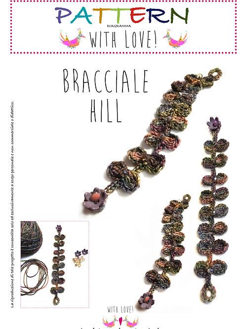 Braccialetto Hill (Testo e diagramma)