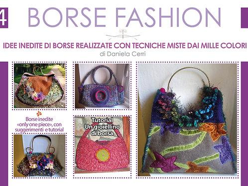 Manuale n. 4 Borse Fashion