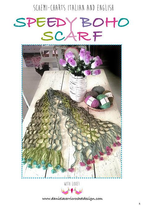 speedy boho scarf