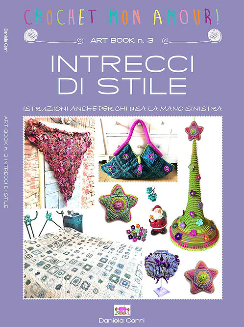 Art-Book n. 3: INTRECCI DI STILE DIGITAL