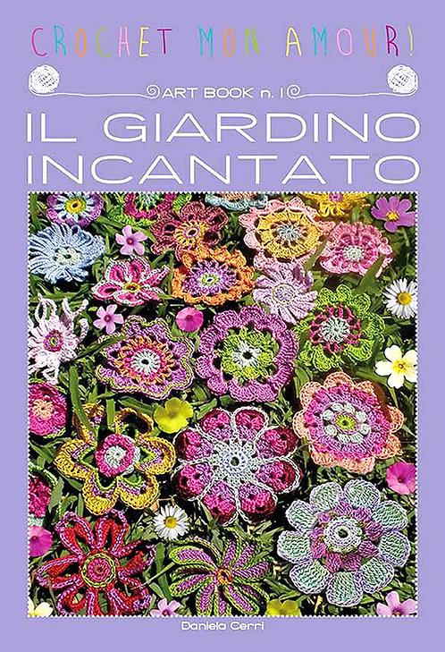 art book 1 il giardino incantato