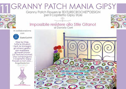 Manuale n. 11 Granny Patch Mania Gipsy