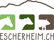 Logo Escherheim Benken Landwirdschaft Pensionspferde