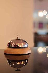 sonnette hotel Régina Sète en coeur de ville