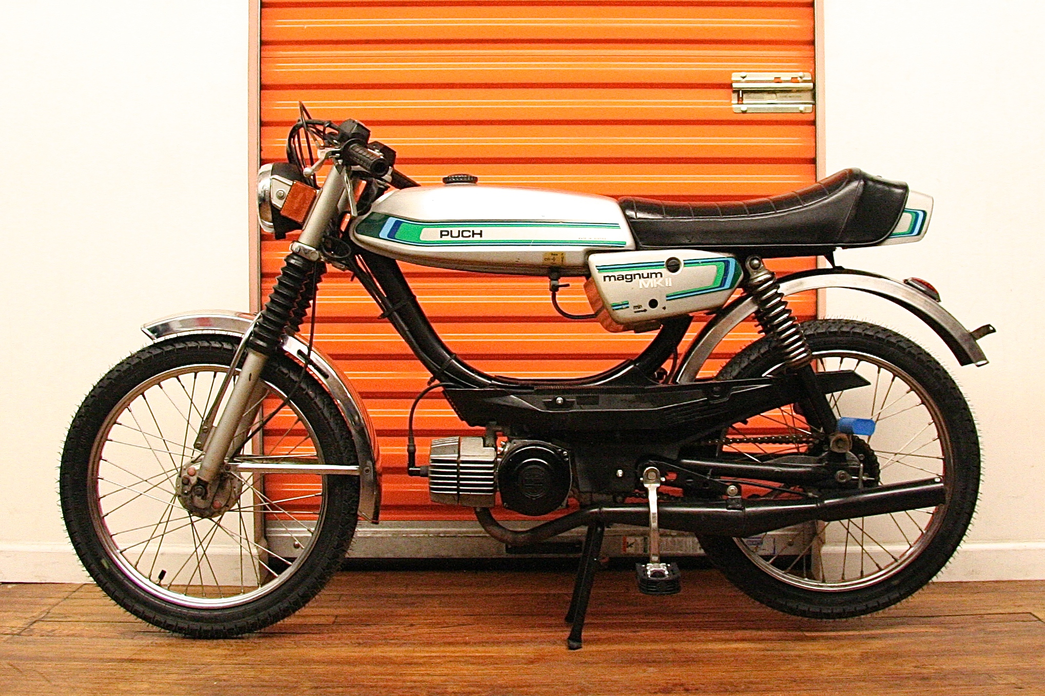 1978 Puch Magnum MKII