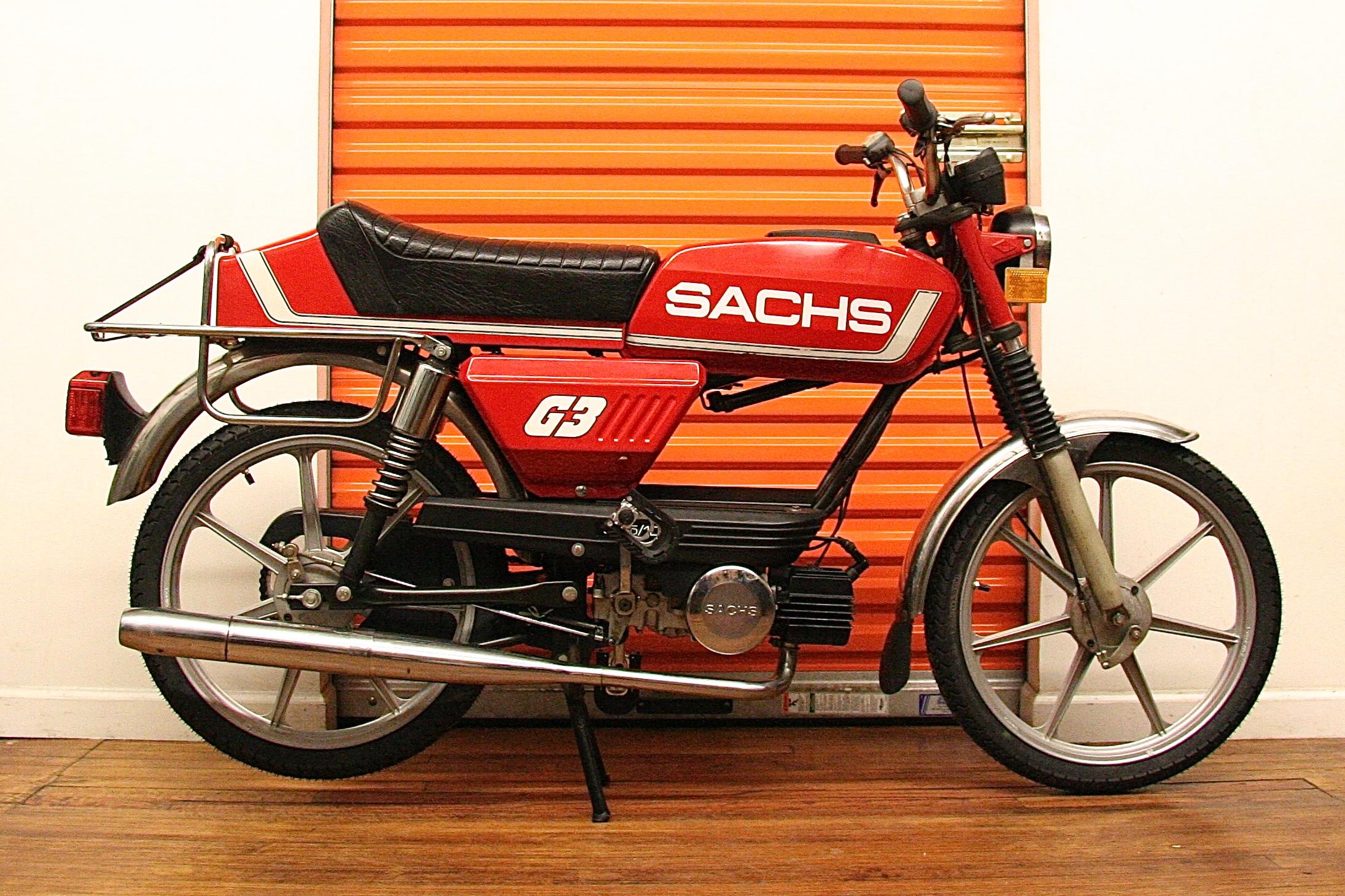 1980 Sachs G3