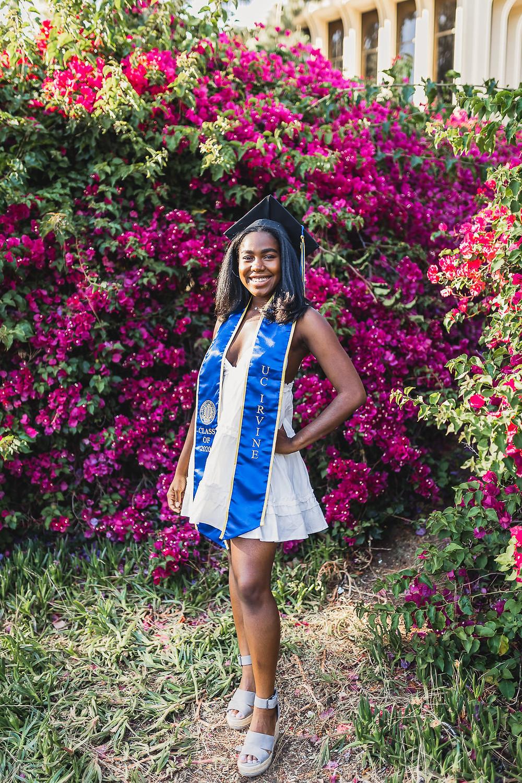 University of California Graduation Session | Jodian 5