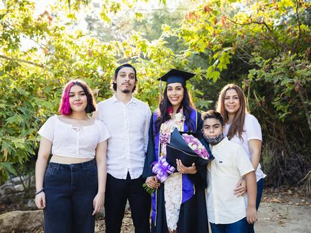 Liz Graduation Photos | Los Angeles Trade Tech College