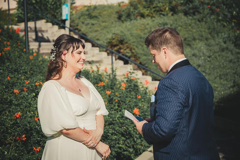 Backyard Wedding at San Clemente 14