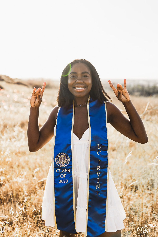 University of California Graduation Session | Jodian 19