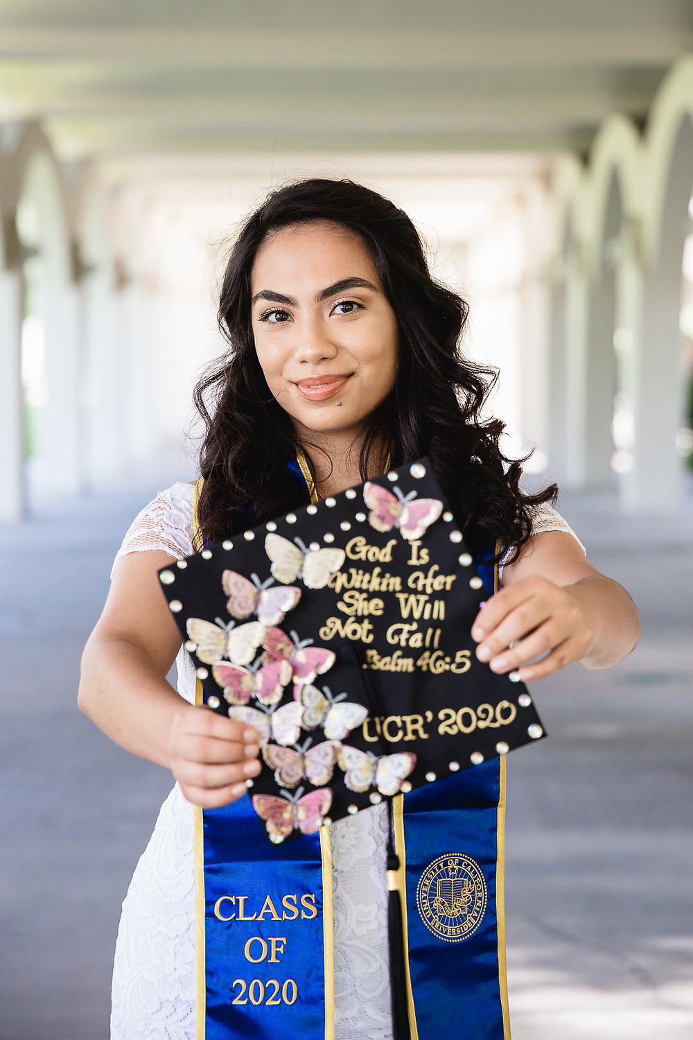 University of California Riverside Graduation Photos | Ashley 1