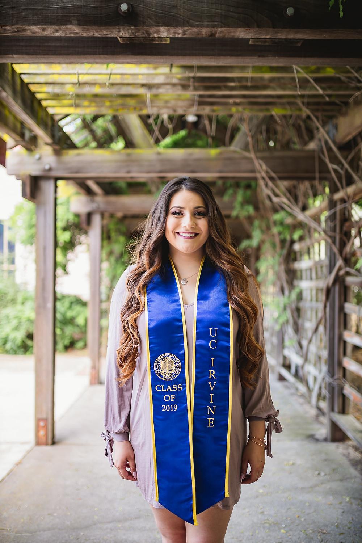 UCI Graduation Photos | School of Continuing Education | Brooke