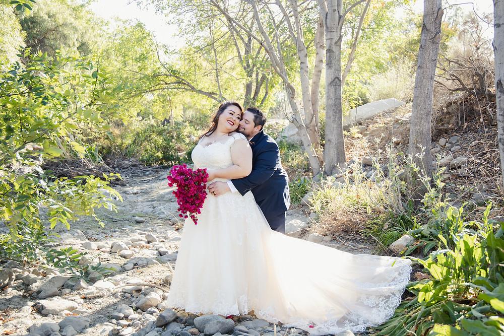 Orange County Backyard Wedding   Lauren and Nick 13