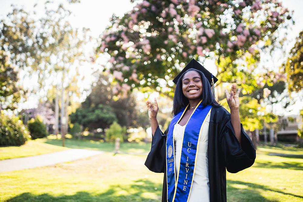 University of California Graduation Session | Jodian 11