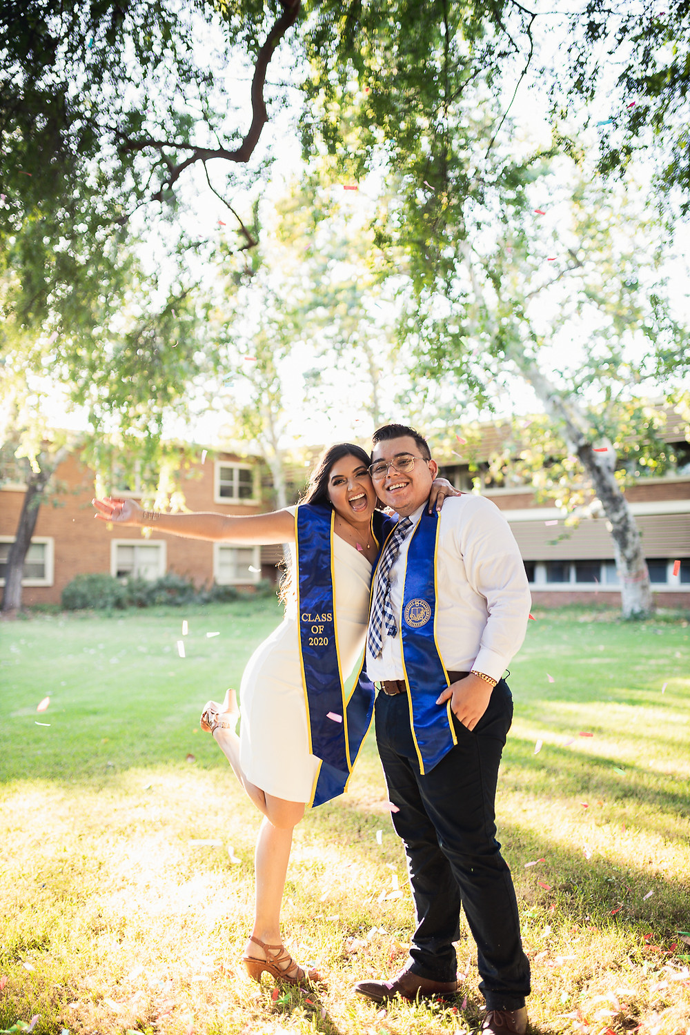 University of California Riverside Graduation Photos | Kassandra and Angel 17