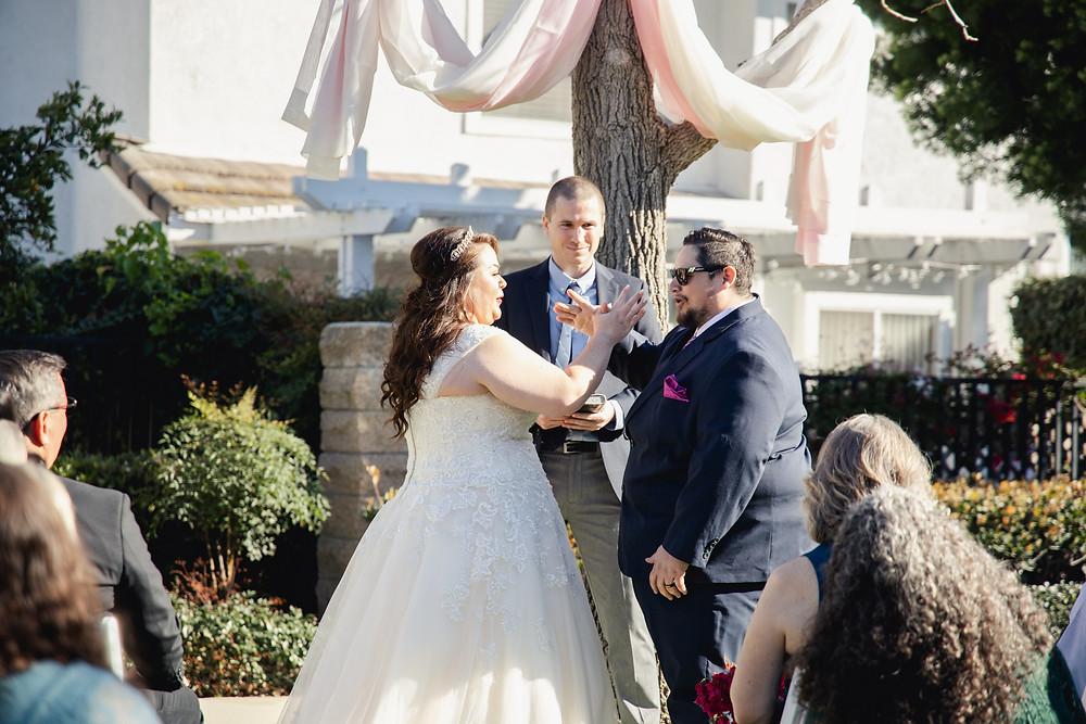 Orange County Backyard Wedding   Lauren and Nick 6