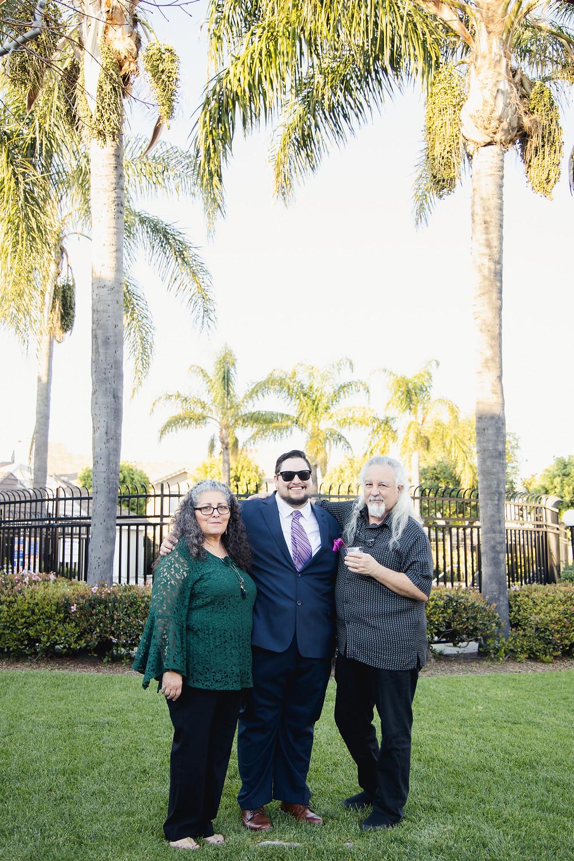 Orange County Backyard Wedding   Lauren and Nick 19