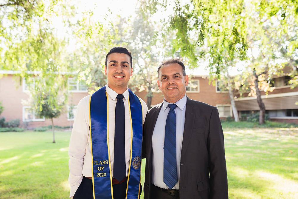 University of California Riverside Family Session | Matthew 13