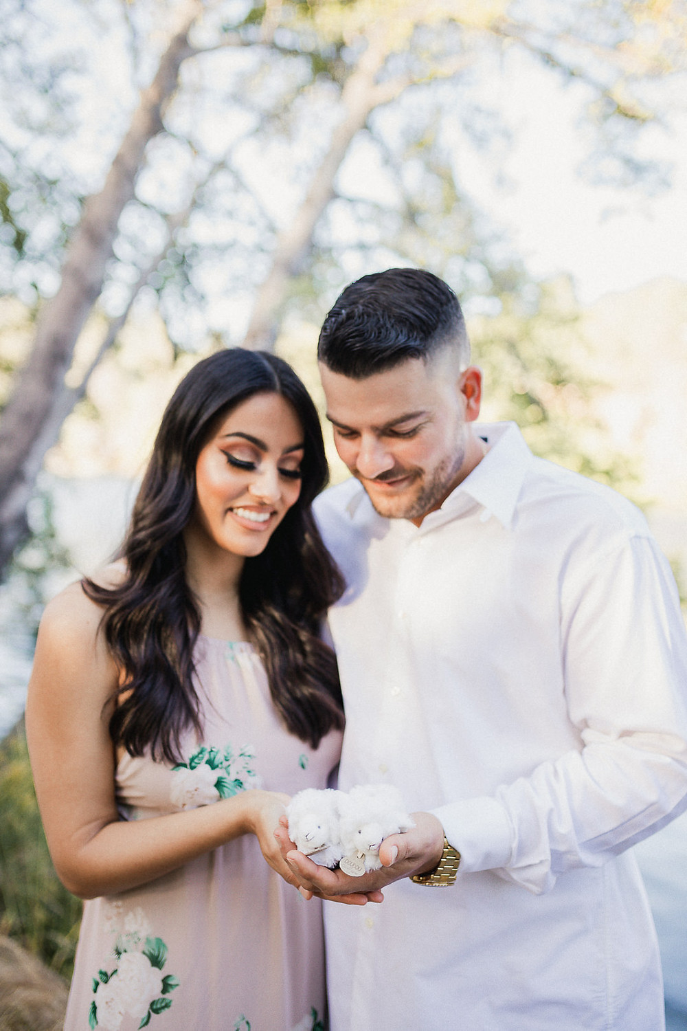 Victoria and Franky | Lake Gregory Maternity + Couple Session