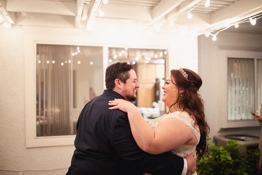 Orange County Backyard Wedding   Lauren and Nick 29