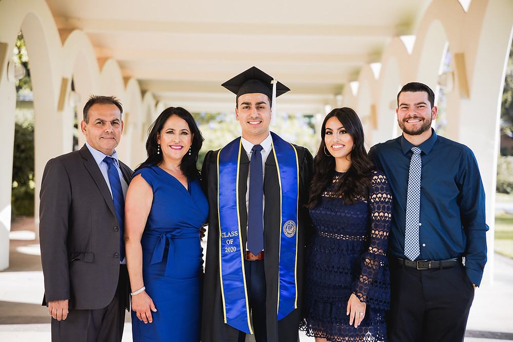University of California Riverside Family Session | Matthew 6