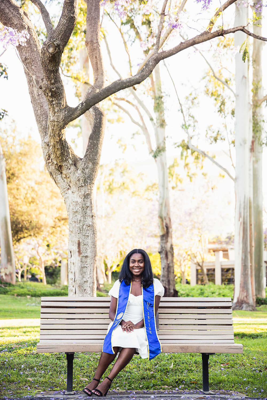 University of California Graduation Session | Jodian 16