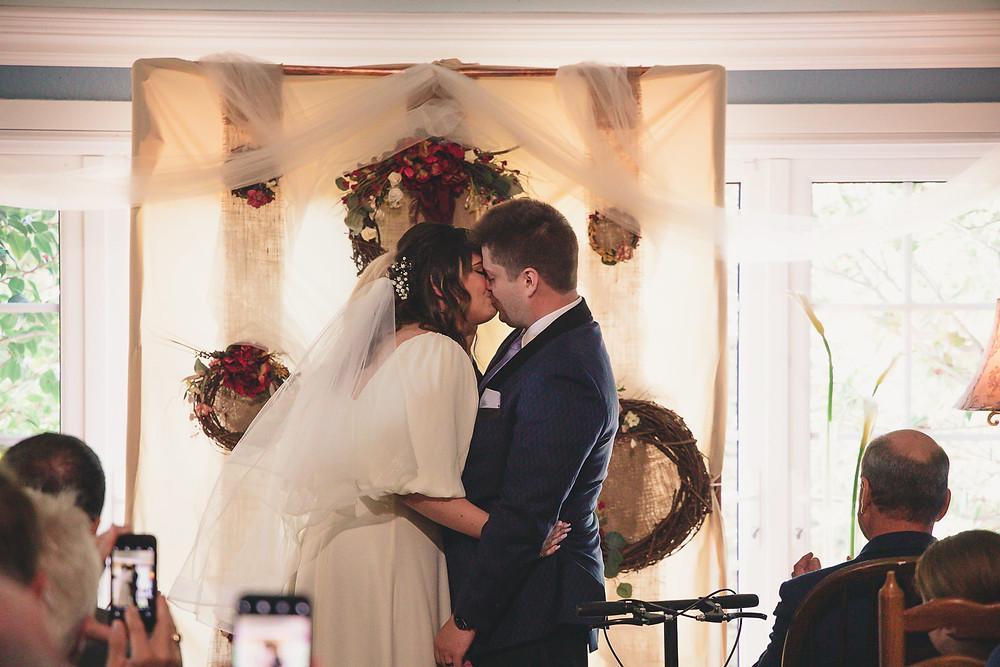 Backyard Wedding at San Clemente 9