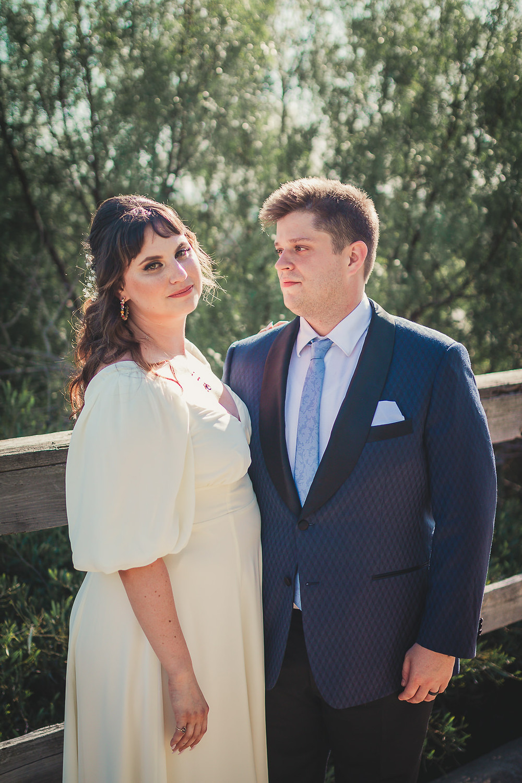 Backyard Wedding at San Clemente 10