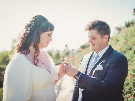San Clemente Wedding | Shelby and Braden