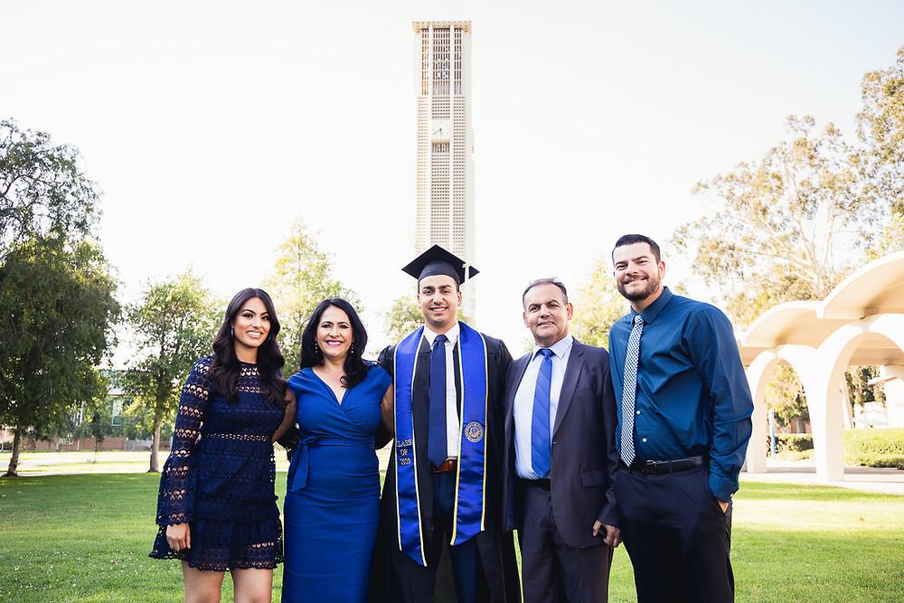 University of California Riverside Family Session | Matthew 11