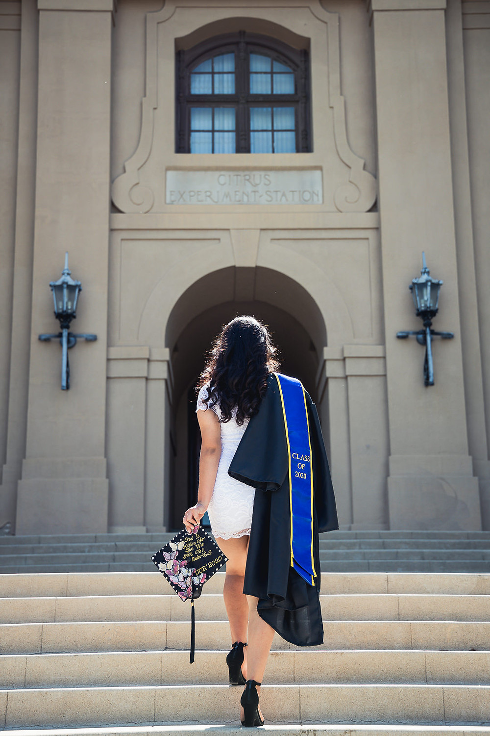 University of California Riverside Graduation Photos | Ashley 17