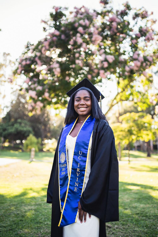 University of California Graduation Session | Jodian 12