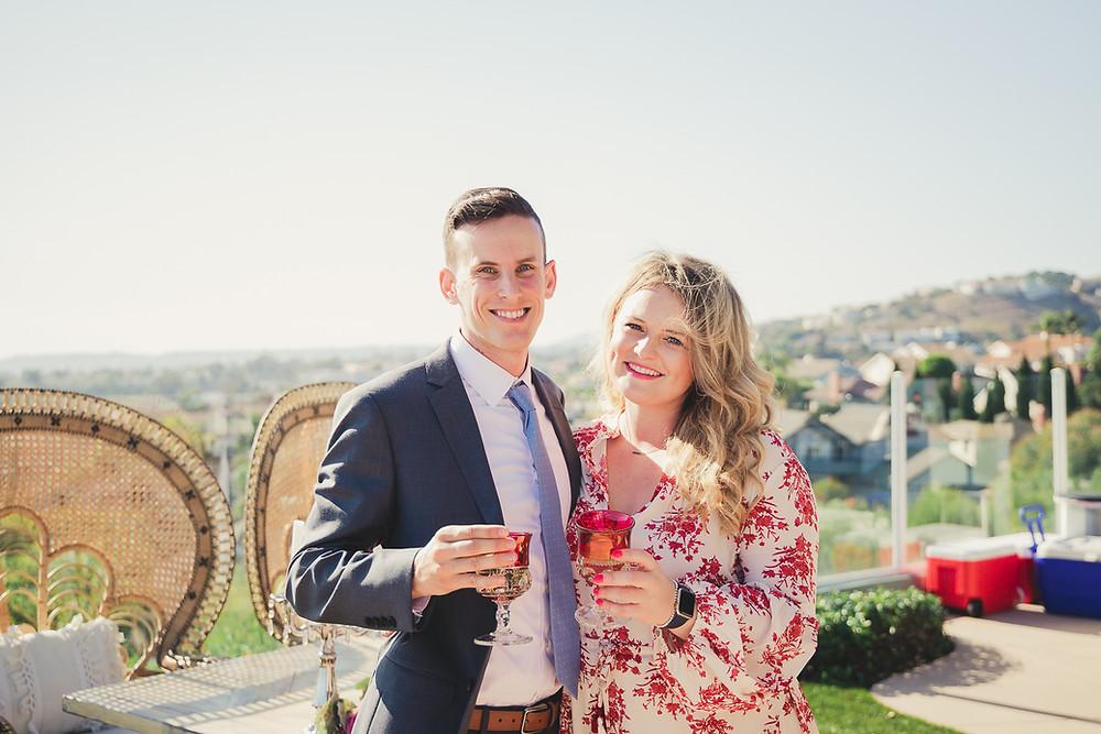 Backyard Wedding at San Clemente 18