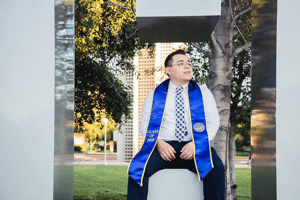 University of California Riverside Graduation Photos | Kassandra and Angel 23