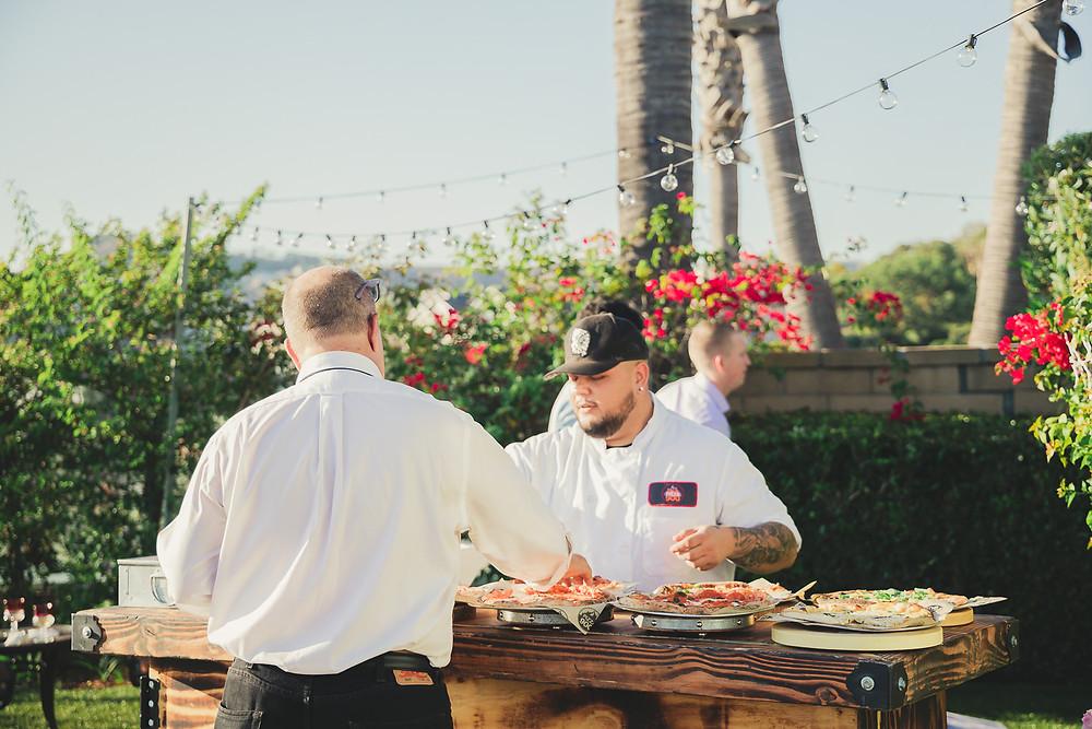 Backyard Wedding at San Clemente 19