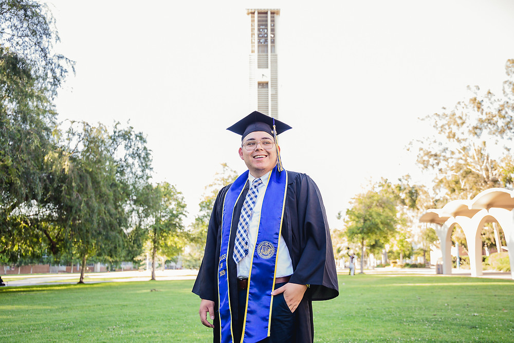University of California Riverside Graduation Photos | Kassandra and Angel 10