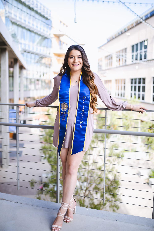 UCI Graduation Photos   Business School   Brooke
