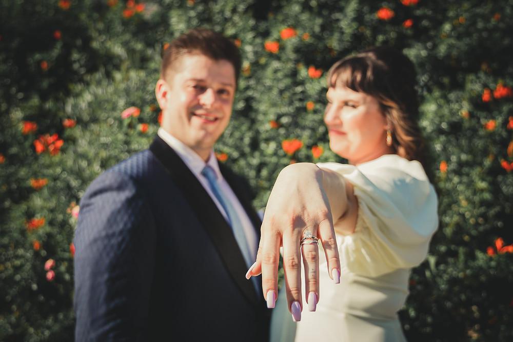 Backyard Wedding at San Clemente 13