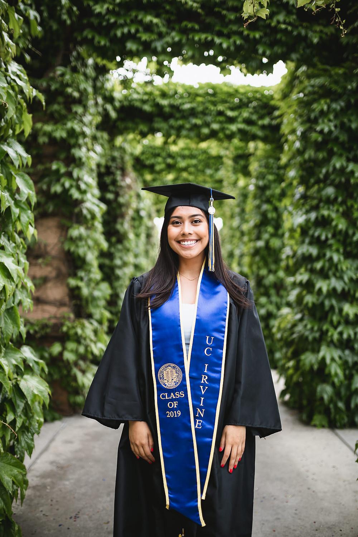UCI Graduation Photos | MSTB | Miranda