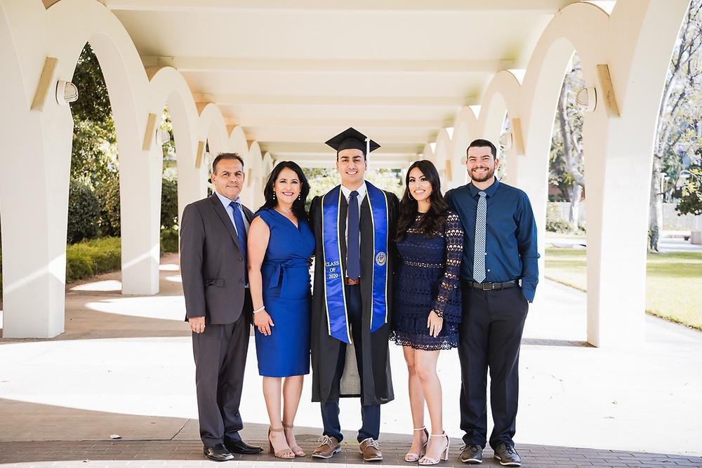 University of California Riverside Family Session | Matthew 7