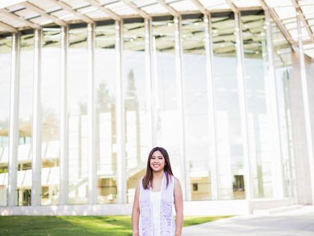 Alyssa and Daniel | CSUN Graduation Photos