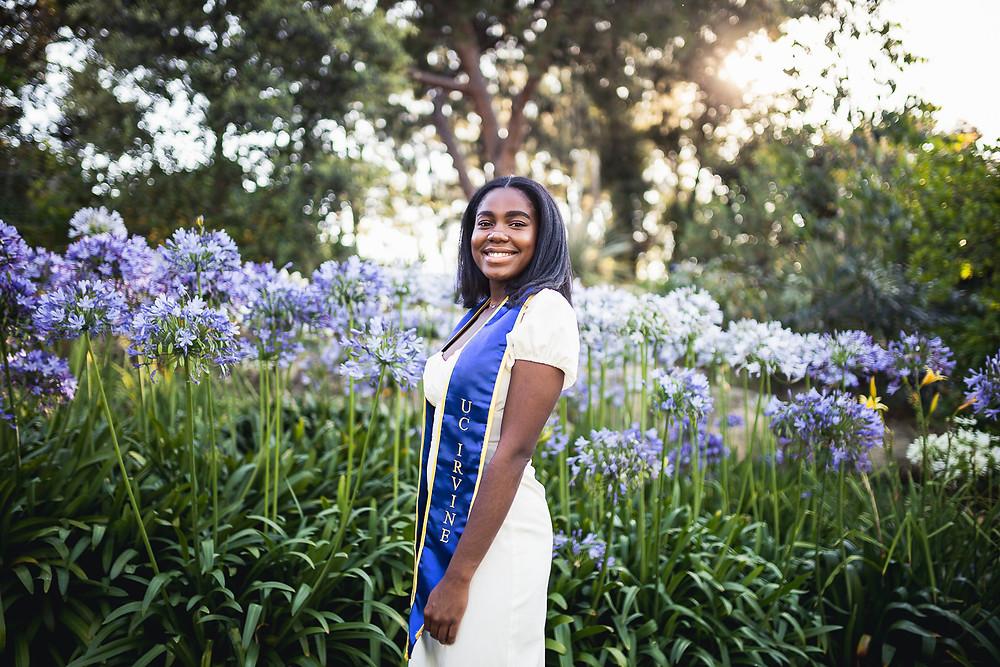 University of California Graduation Session | Jodian 14