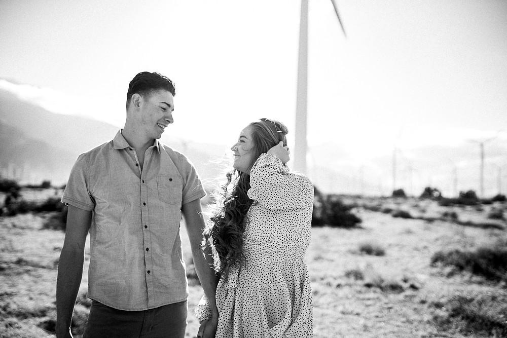 Palm Springs Engagement Photos   Delanie and Kai 2