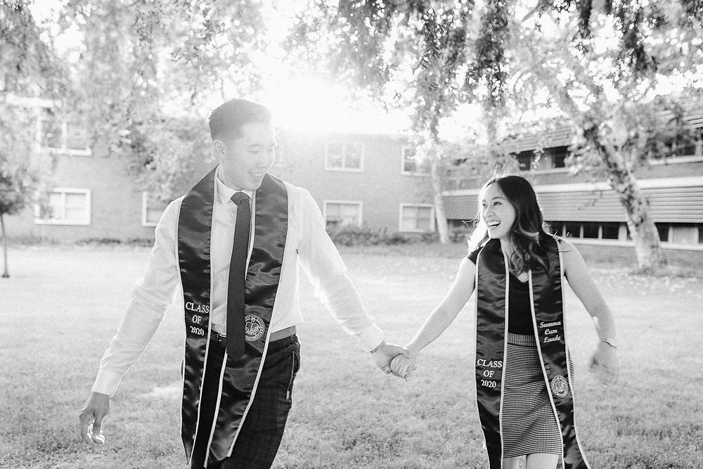 UCR Graduation Photos  | Marcus and Cindy 9