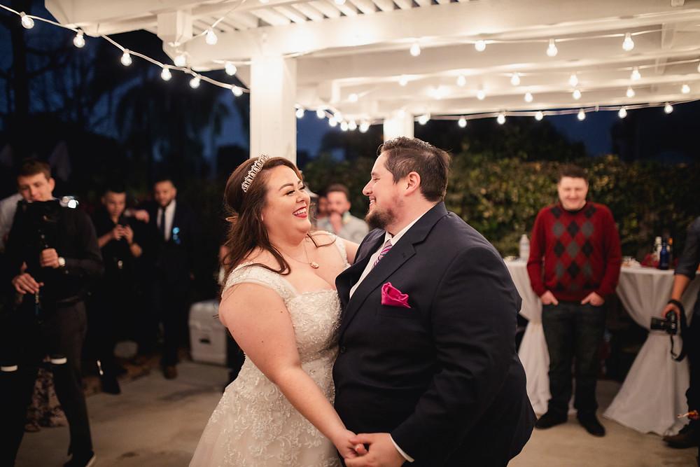 Orange County Backyard Wedding   Lauren and Nick 24