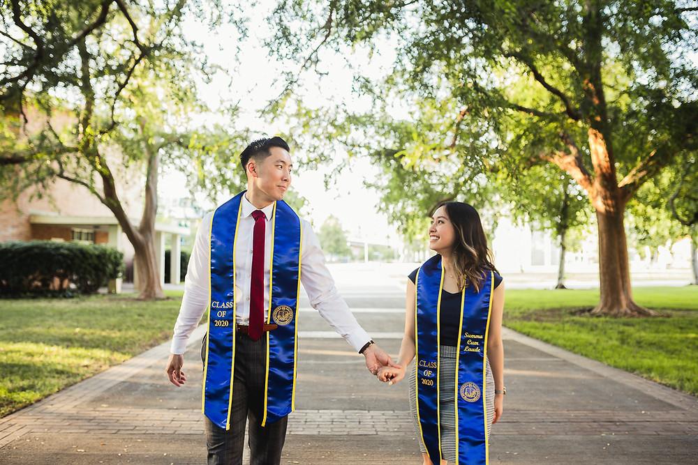 UCR Graduation Photos  | Marcus and Cindy 6
